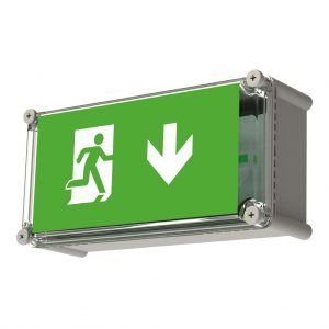 IP67 Exit Box LED